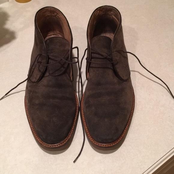 Aston Grey Collection Shoes | Aston